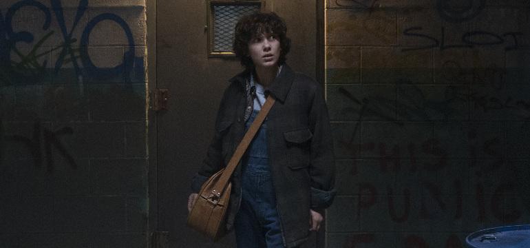 Stranger Things - Season 2, Tina Rowden/Netflix