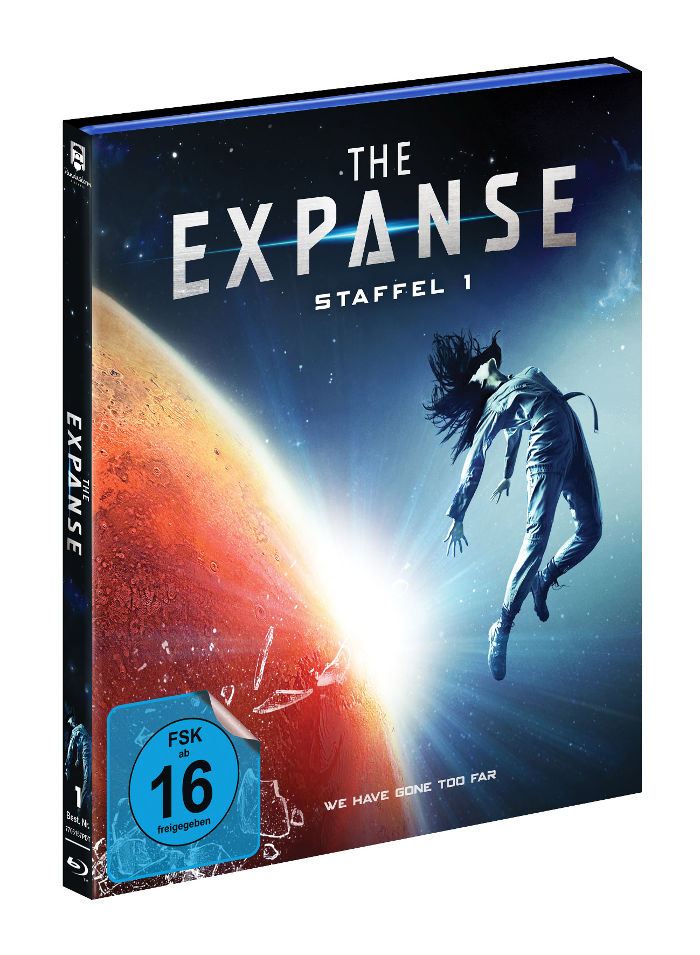 The Expanse - Staffel 1, © 2017 Pandastorm Pictures GmbH
