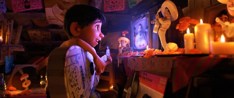 Coco - Lebendiger als das Leben, ©2017 Disney•Pixar. All Rights Reserved.