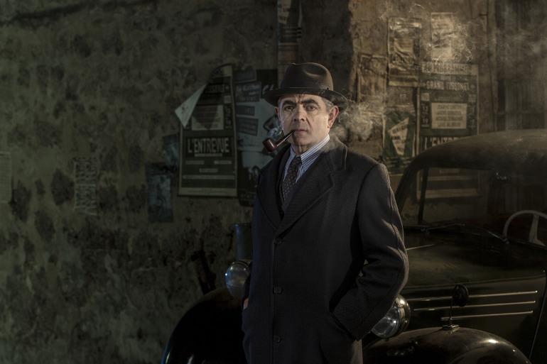 Rowan Atkinson löst wieder knifflige Fälle als Detektiv Maigret: 2 neue Filme im Dezember