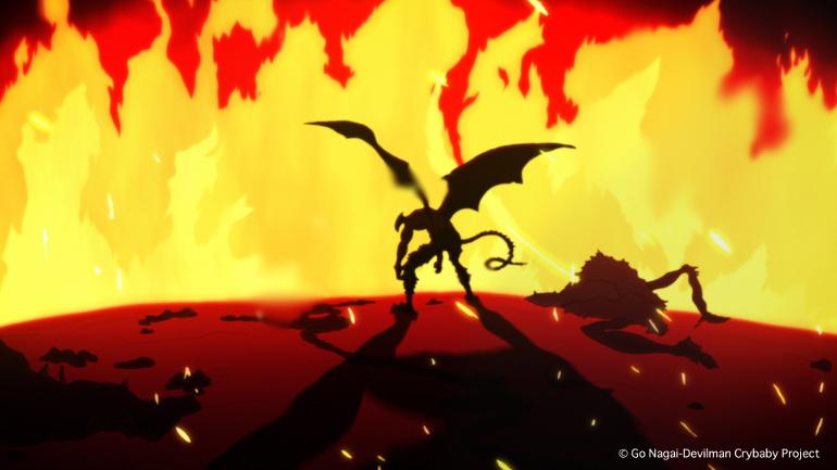 DEVILMAN crybaby, © Go Nagai-Devilman Crybaby Project, Netflix