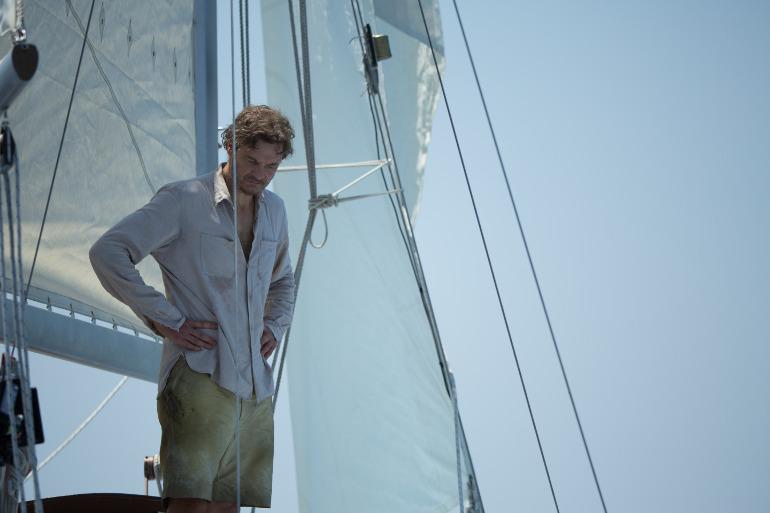 """Colin Firth segelt um die Welt: Erster deutscher Trailer zum Drama """"Vor uns das Meer"""""""