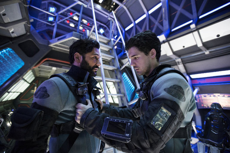 "Serien-Review zum DVD/Blu-ray-Release der Sci-Fi Serie ""The Expanse – Staffel 1"""