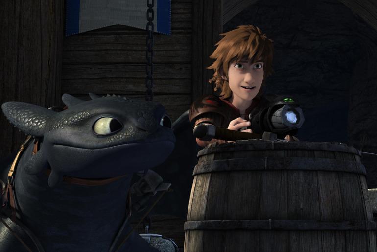 DreamWorks Dragons: Auf zu neuen Ufern - Staffel 6, Netflix