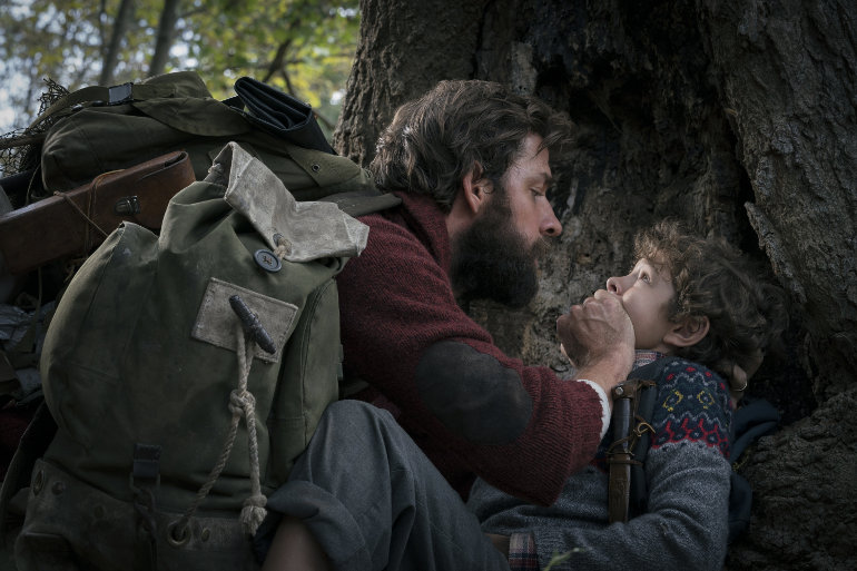 A Quiet Place, © Paramount Pictures. All rights reserved.