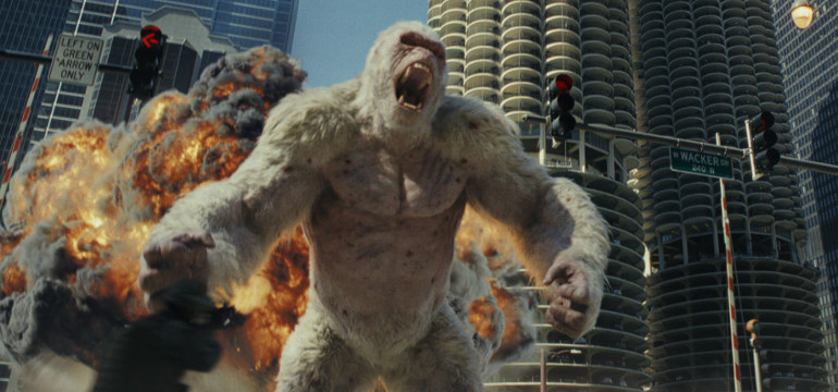 RAMPAGE, Copyright: ¿ 2018 WARNER BROS. ENTERTAINMENT INC., Photo Credit: Courtesy of Warner Bros. Pictures