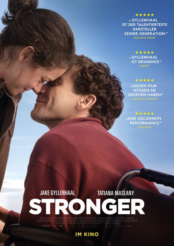 Stronger, STUDIOCANAL GMBH