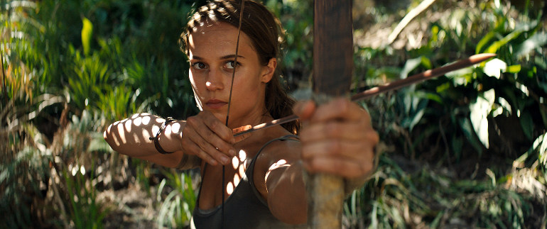 Tomb Raider, Copyright: ¿ 2018 WARNER BROS. ENTERTAINMENT INC. AND METRO-GOLDWYN-MAYER PICTURES INC., Photo Credit: Courtesy of Warner Bros. Pictures
