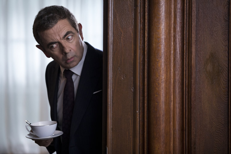 Johnny English - Man lebt nur dreimal, © Focus Features LLC.