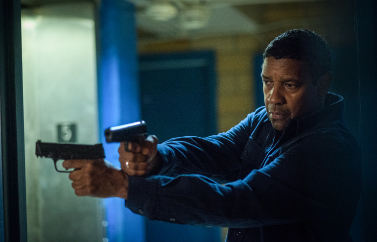 "Denzel Washington wieder in voller Action – im ersten Trailer zum Sequel ""The Equalizer 2"""