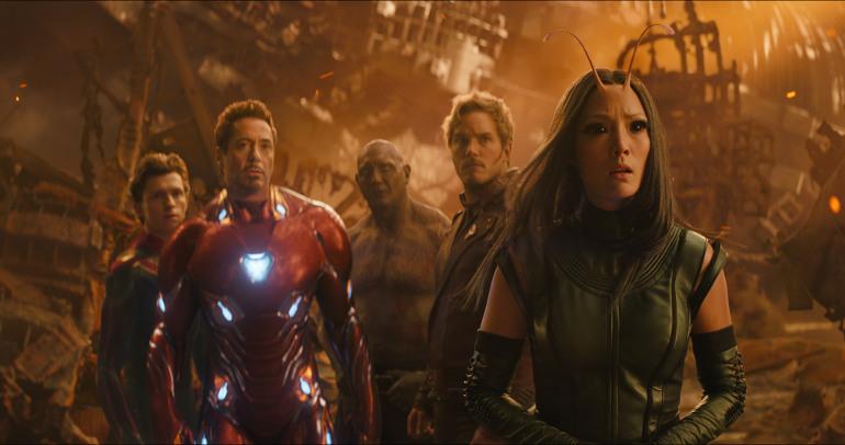 Marvel Studios' AVENGERS: INFINITY WAR, ©Marvel Studios 2018