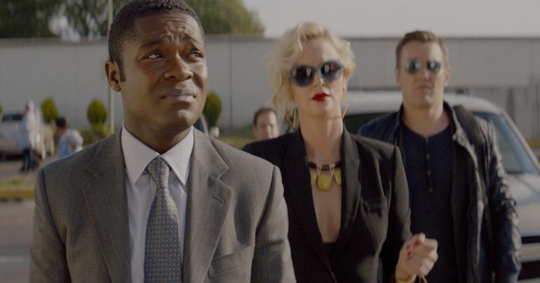 """Review zur neuen rabenschwarzen Komödie """"Gringo"""" mit Golden Globe-Nominee David Oyelowo"""