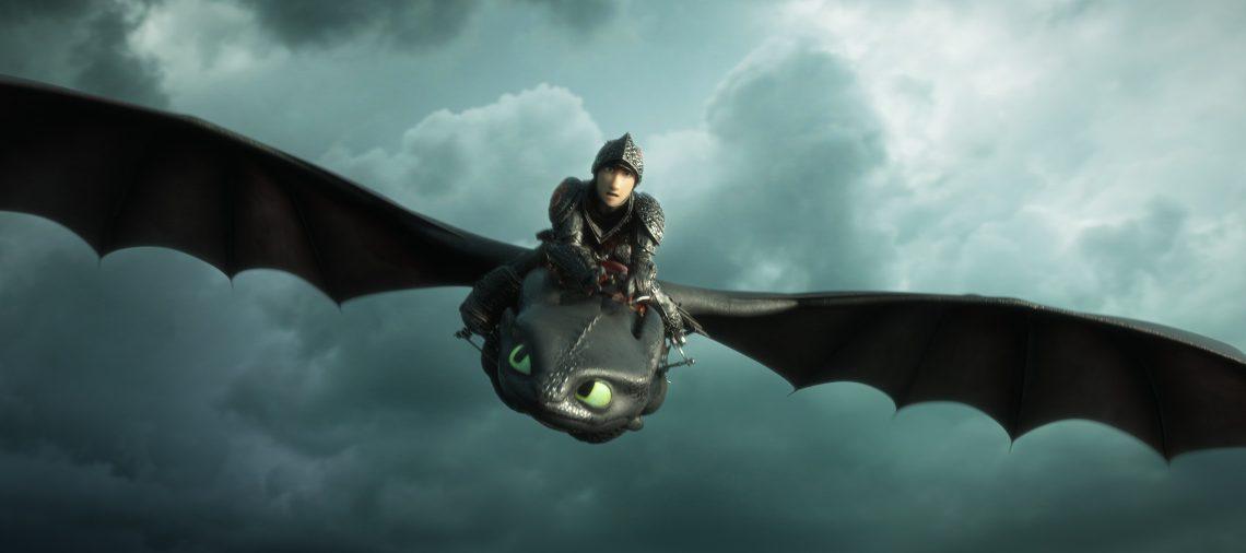 """""""Drachenzähmen leicht gemacht 3: Die geheime Welt"""": Erster Trailer zum letzten Abenteuer"""