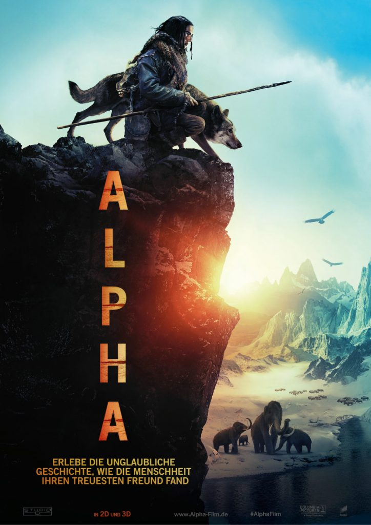 Alpha, © 2018 Sony Pictures Entertainment Deutschland GmbH