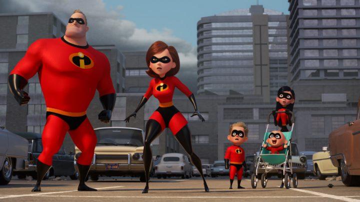 """Disney-Pixars """"Die Unglaublichen 2"""" erreicht in den USA besten Animationsfilmstart aller Zeiten"""