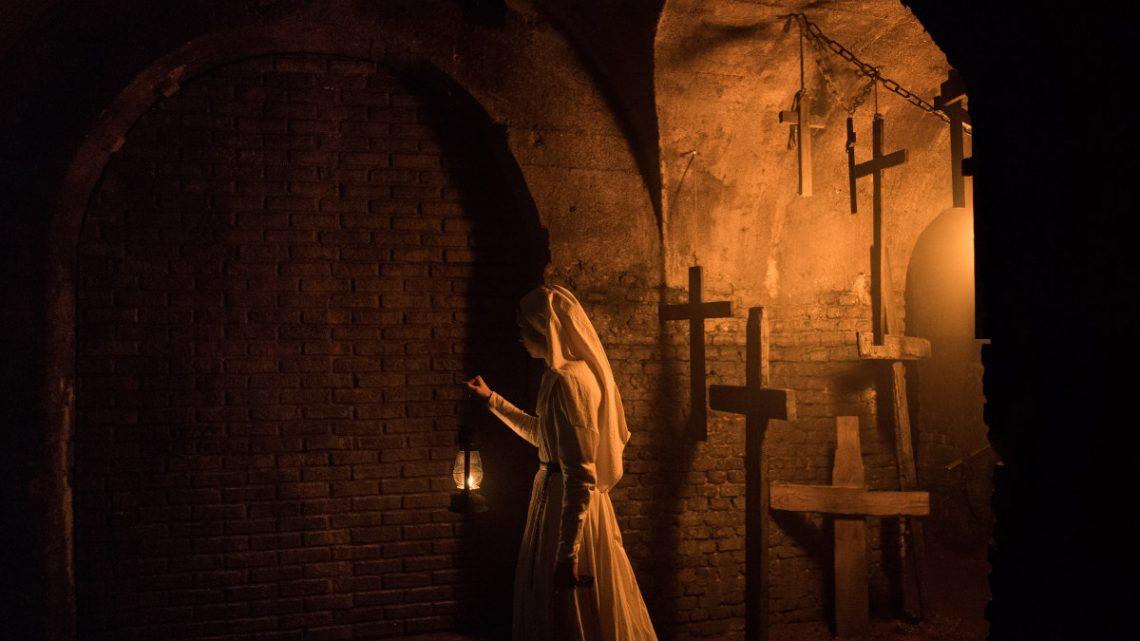 """Erster deutscher Trailer zu """"The Nun"""" – dem neuen Horrorfilm aus dem """"Conjuring""""-Universum"""
