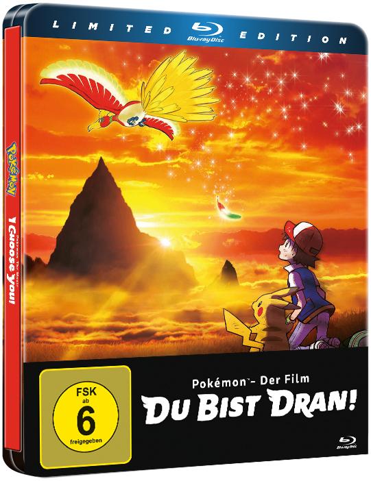 Pokémon – Der Film: Du bist dran!, © polyband Medien GmbH