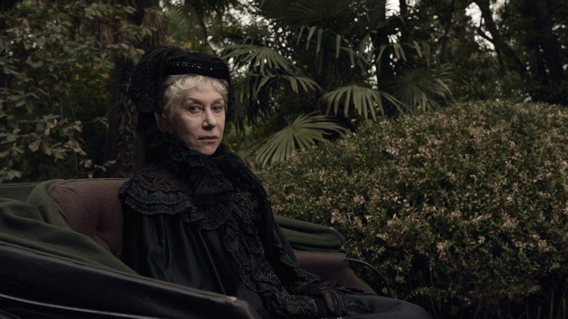"""Review zum Horrorfilm """"Winchester: Das Haus der Verdammten"""" mit Helen Mirren"""