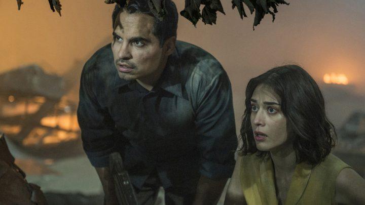 """""""Extinction"""": Erster Trailer zum Netflix Sci-Fi-Film mit Michael Peña"""