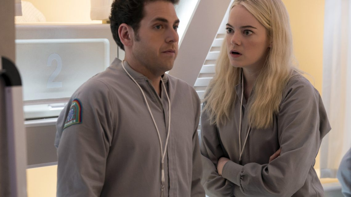"""""""Maniac"""": Erster deutscher Teaser Trailer zur neuen Netflix Mini-Serie mit Jonah Hill und Emma Stone"""