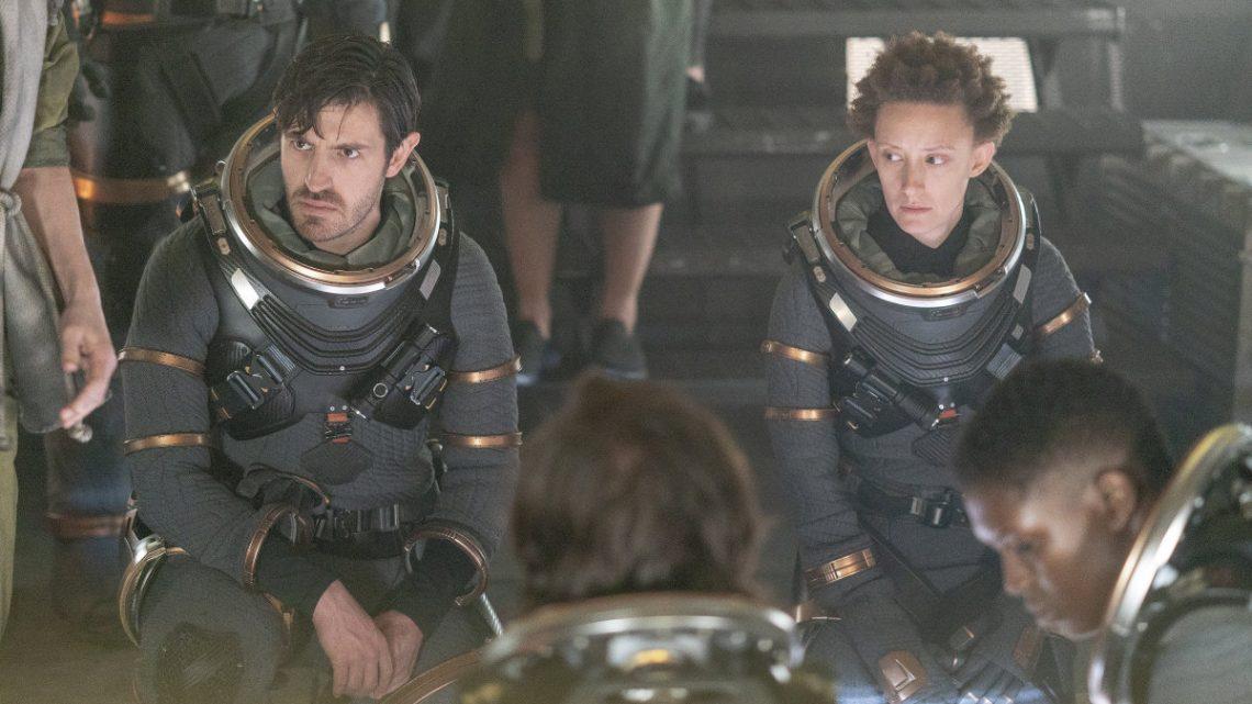 """Neuer Trailer zur Netflix Weltraumhorror-Serie """"Nightflyers"""": Die Suche nach einem außerirdischen Raumschiff"""