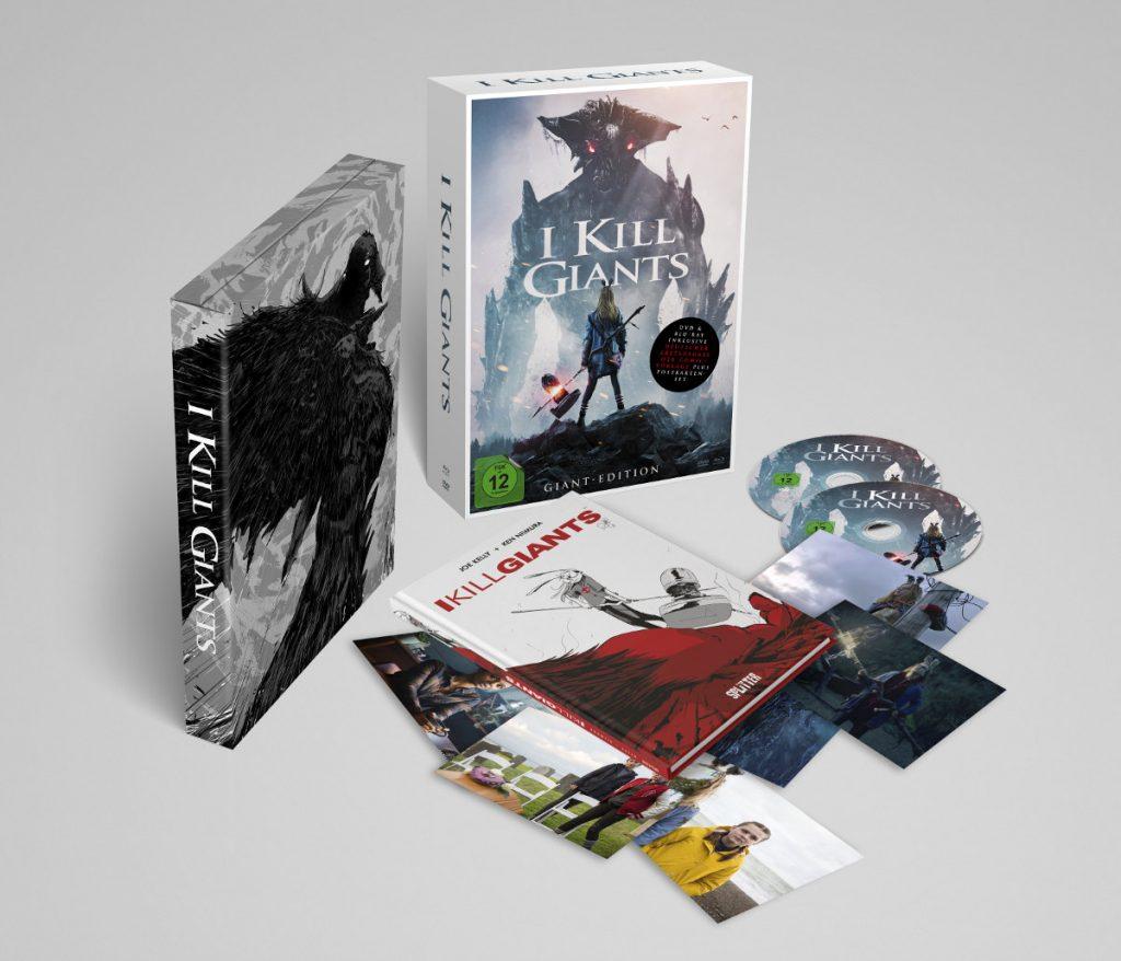 I Kill Giants, Special-Edition, © 2018 Koch Films