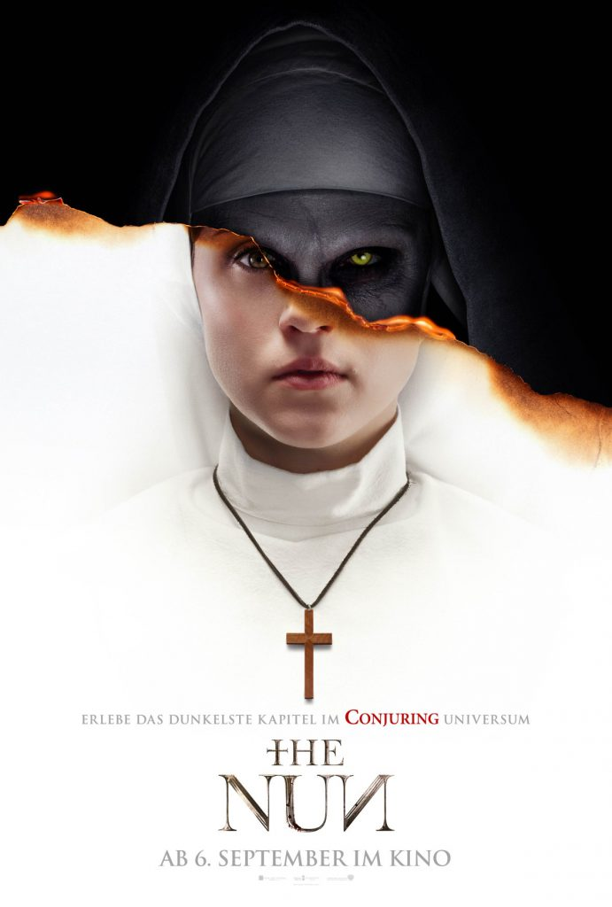 The Nun, © Warner Bros.