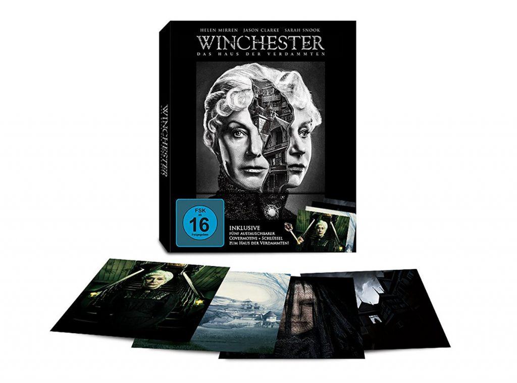Winchester - Das Haus der Verdammten, Blu-ray Special Edition, © Splendid Film