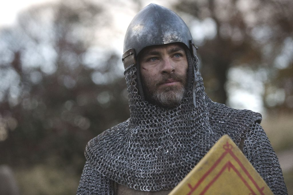 Outlaw King, David Eustace, Netflix