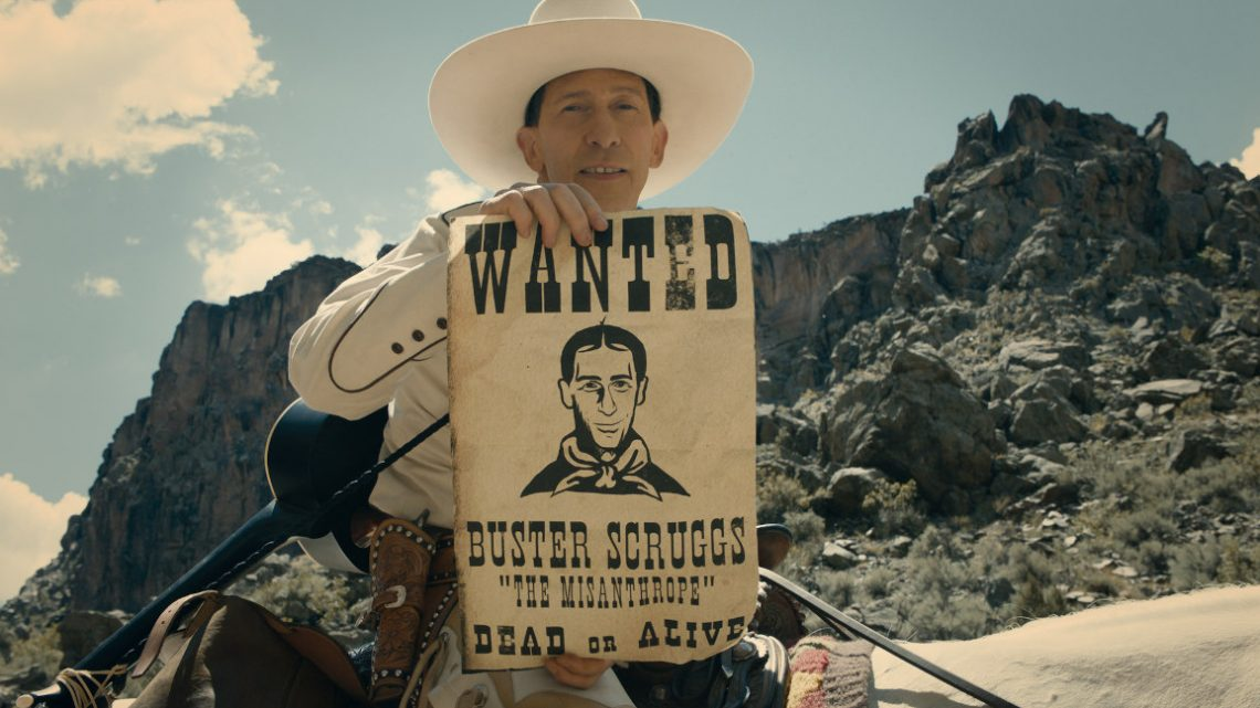 "Netflix: Episodenfilm ""The Ballad of Buster Scruggs"" mit James Franco erhält ersten Trailer"