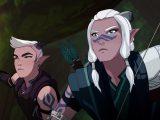 Der Prinz der Drachen - Staffel 1, Netflix