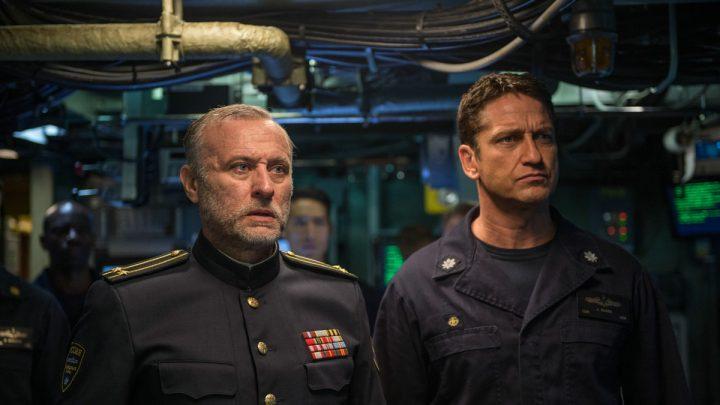 """U-Boot-Action im Eismeer: """"Hunter Killer"""" mit Gerard Butler erhält deutschen Kinostarttermin"""