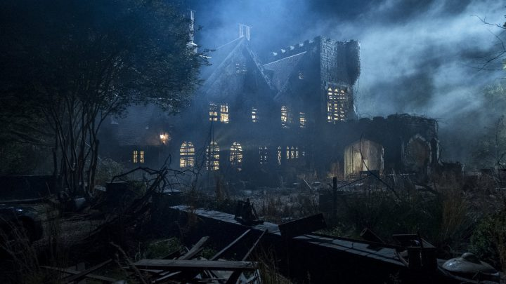 """Erster deutscher Trailer zur neuen Netflix-Horrorserie """"Spuk in Hill House"""""""