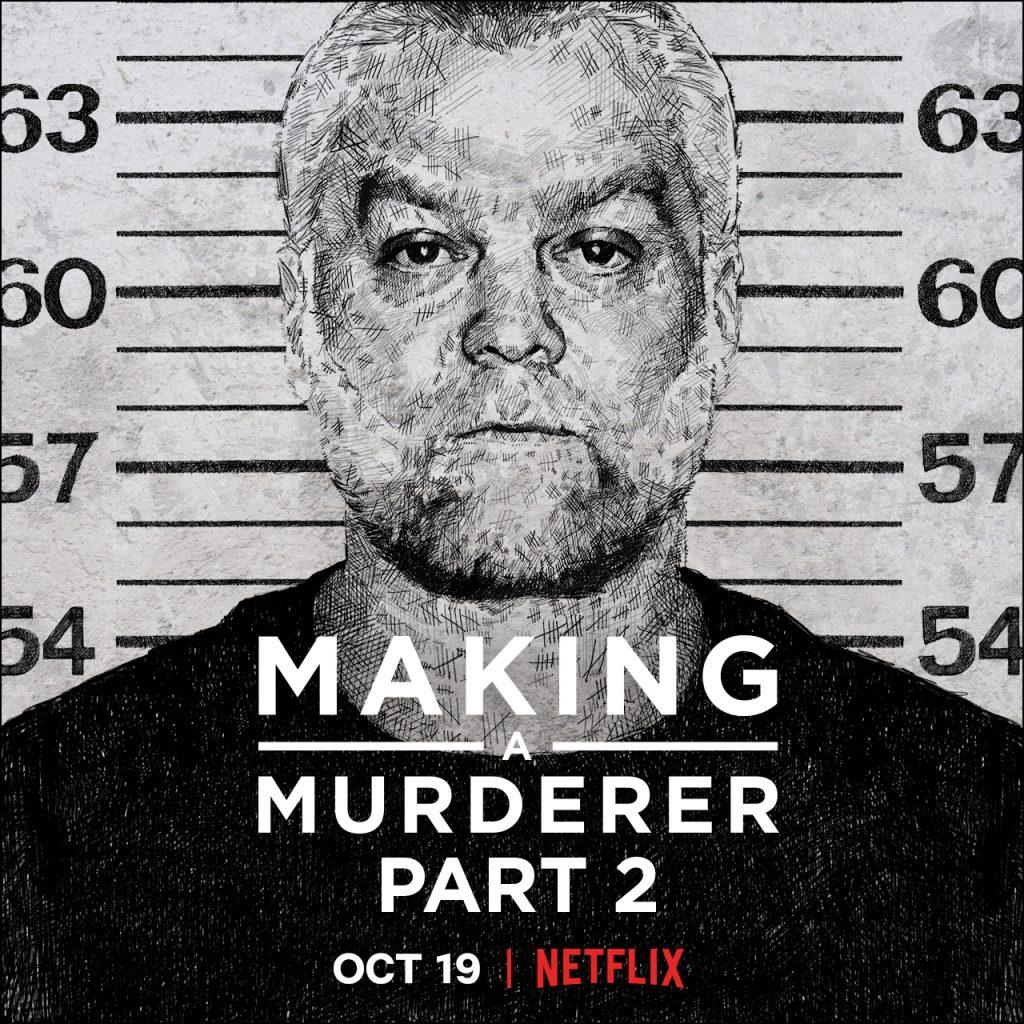 Making a Murderer Part Two, Netflix