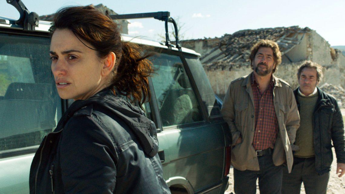 """Crime-Drama """"Offenes Geheimnis"""" mit Javier Bardem und Penélope Cruz ab Januar im Handel"""