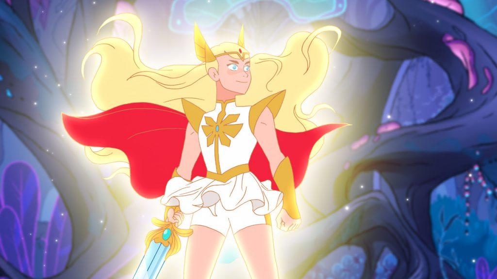 She-Ra und die Rebellen-Prinzessinnen, Netflix
