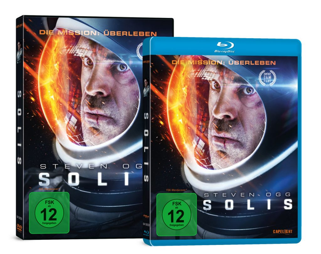 Solis DVD/Blu-Ray, © capelight pictures