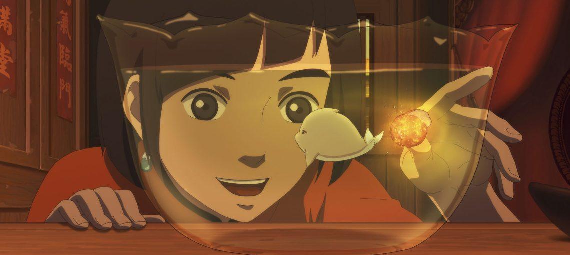 """""""Big Fish & Begonia"""": Anime-Erfolg bald auch in den deutschen Kinos – Trailer"""