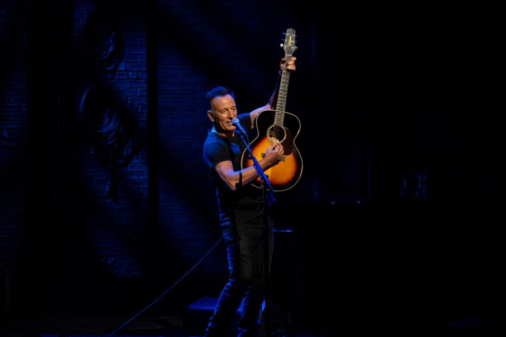 Springsteen on Broadway, Kevin Mazur