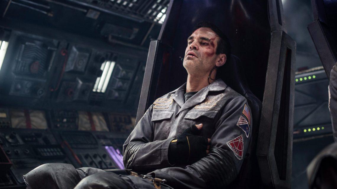 """""""Solis"""": Survival-Thriller im Weltraum mit Steven Ogg erscheint im Dezember im Handel"""