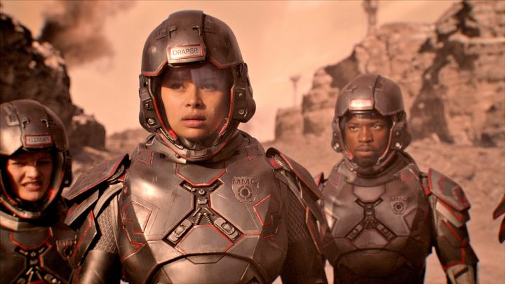 "Review zu ""The Expanse – Staffel 2"": Science-Fiction-Serie bringt uns tiefer ins Unbekannte"