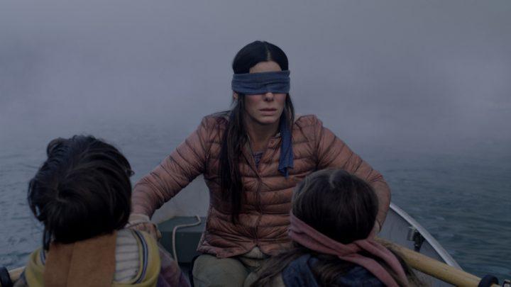 """Netflix: Mysteriöser Wahn führt zum Selbstmord im neuen Thriller """"Bird Box"""" mit Sandra Bullock"""
