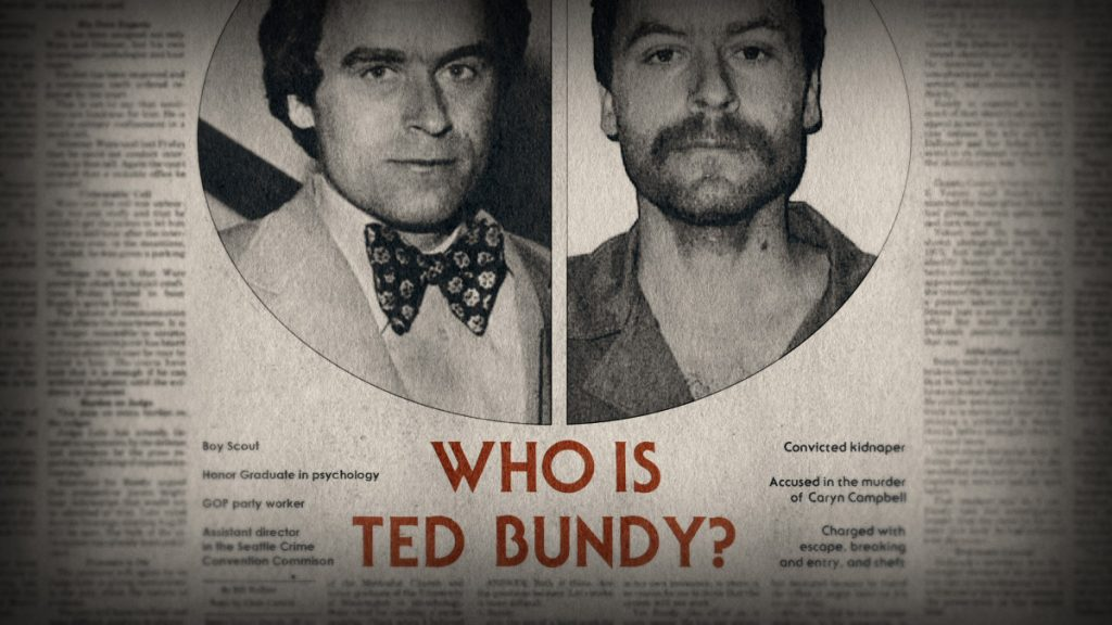 Conversation with A Killer: The Ted Bundy Tapes, Netflix