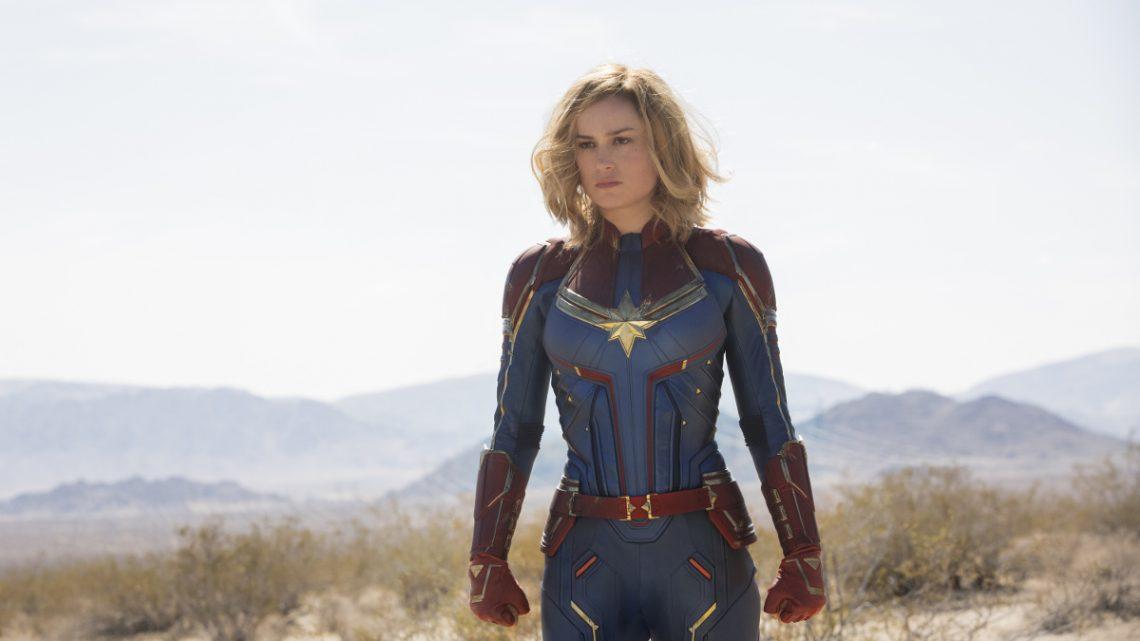 """Oscar Preisträgerin Brie Larson ist """"Captain Marvel"""": Neuer deutscher Trailer"""