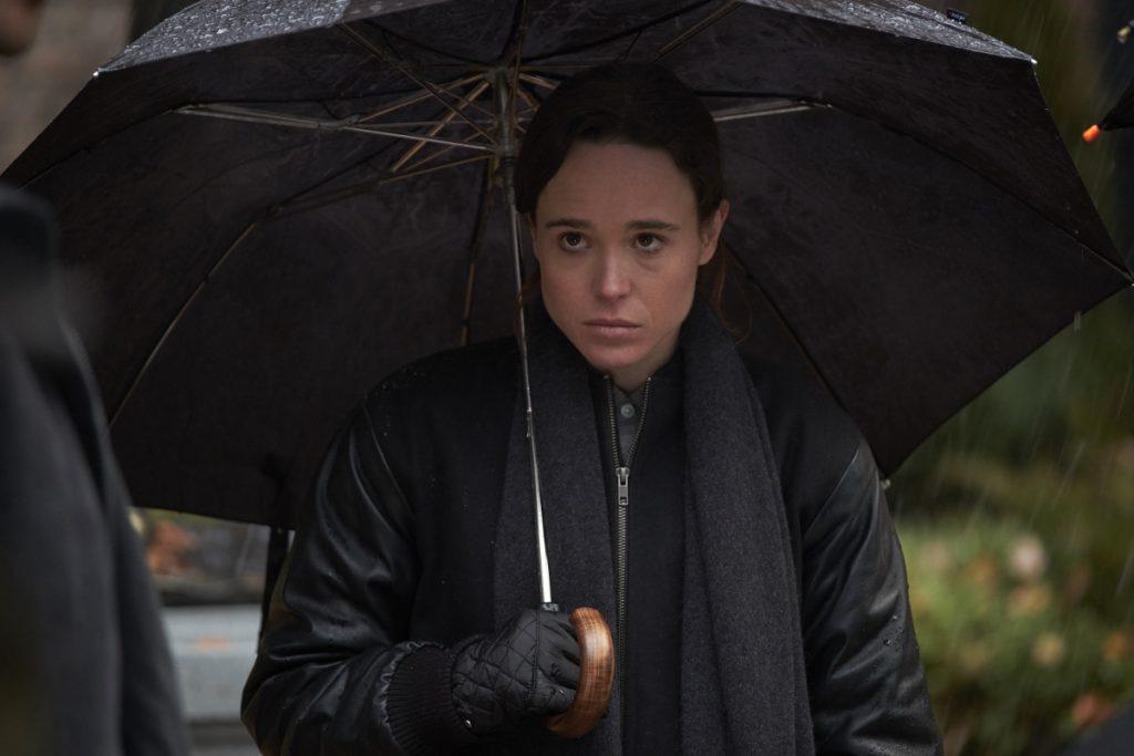 The Umbrella Academy, Christos Kalohoridis/Netflix