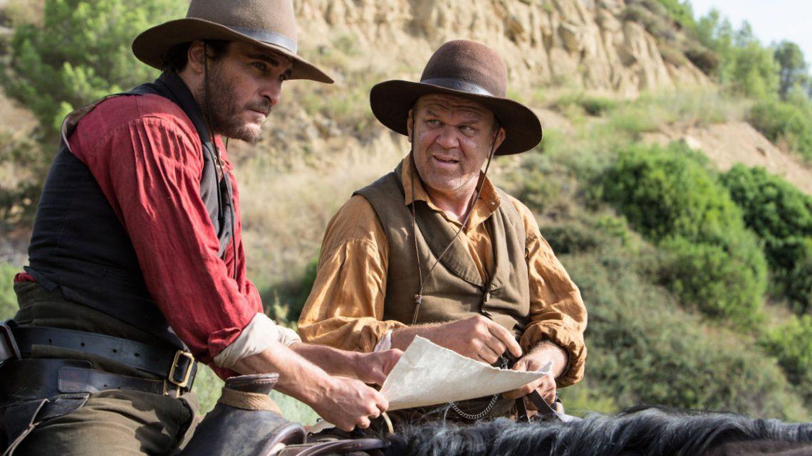 """""""The Sisters Brothers"""": Deutscher Trailer zur Western-Komödie mit Joaquin Phoenix"""