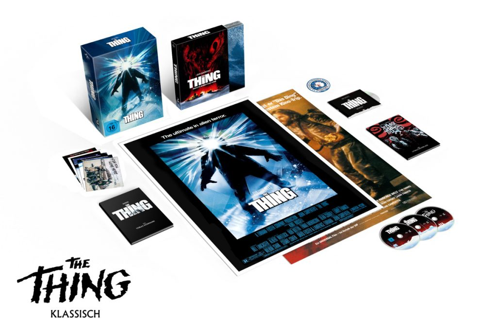 The Thing Deluxe Edition (Klassisch), © Universal Pictures Germany