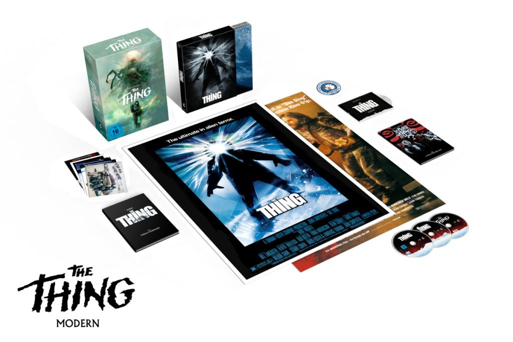 The Thing Deluxe Edition (Modern), © Universal Pictures Germany