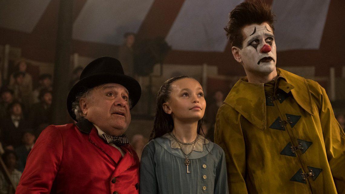 """""""Dumbo"""": Große Magie im neuen deutschen Trailer zu Tim Burtons-Realverfilmung"""