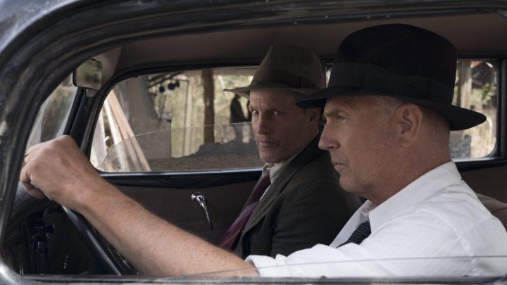 """Old-Timer und rauchende Knarren: """"The Highwaymen"""" mit Kevin Costner und Woody Harrelson erhält ersten Trailer"""